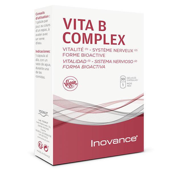 Inovance Vita B Complex 30 gélules