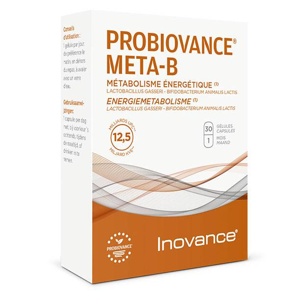 Inovance Probiovance Meta-B 30 gélules