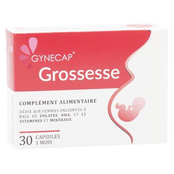 Gynecap Pharma Gynecap Grossesse 30 capsules