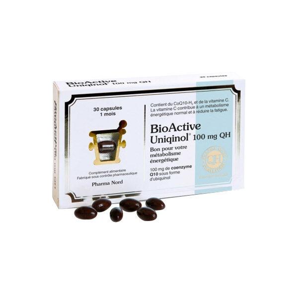 Pharma Nord BioActive Q10 Uniqinol 30 capsules