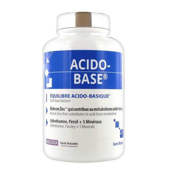 Ineldea Santé Naturelle Acido-Base 90 gélules