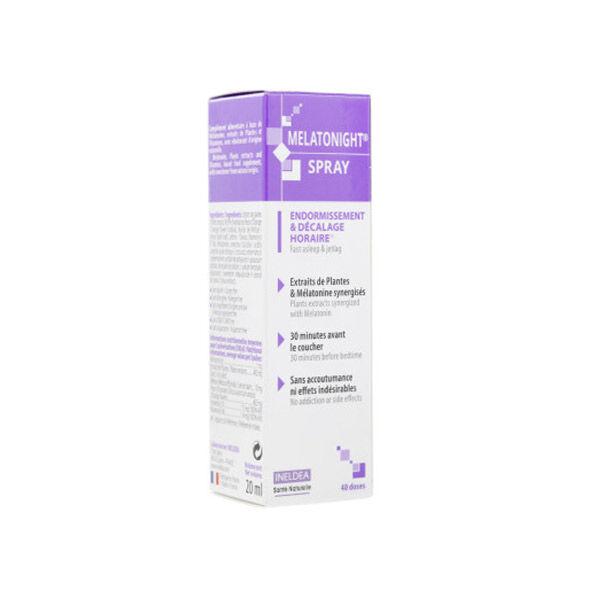 Ineldea Santé Naturelle Melatonight Spray 20ml