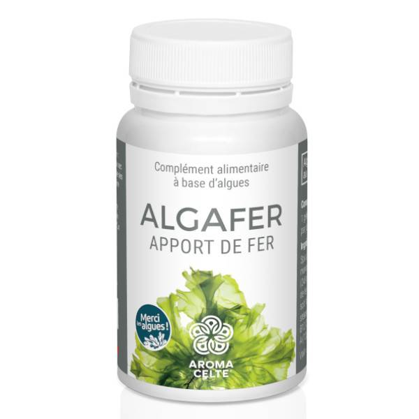 Aroma Celte Algafer 60 gélules
