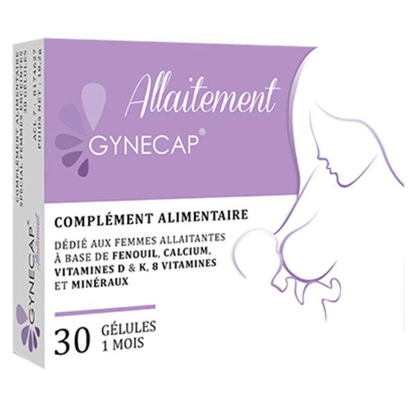 Gynecap Pharma Gynecap Allaitement 30 capsules