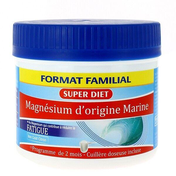 Superdiet Magnésium d'Origine Marine 230g