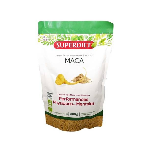 Superdiet Superfood Maca Bio 200g