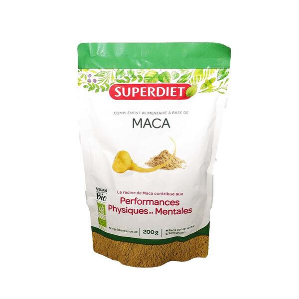 SuperDiet Super Diet Superfood Maca Bio 200g