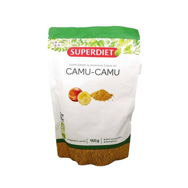 Super Diet Superfood Camu Camu Bio 150g