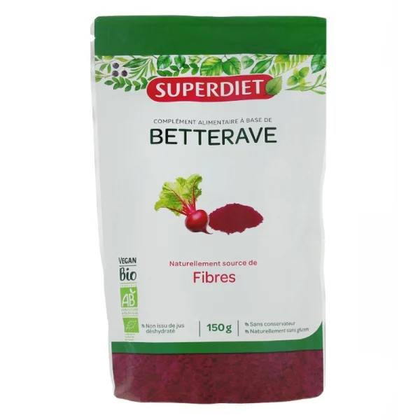 Superdiet Betterave 150g
