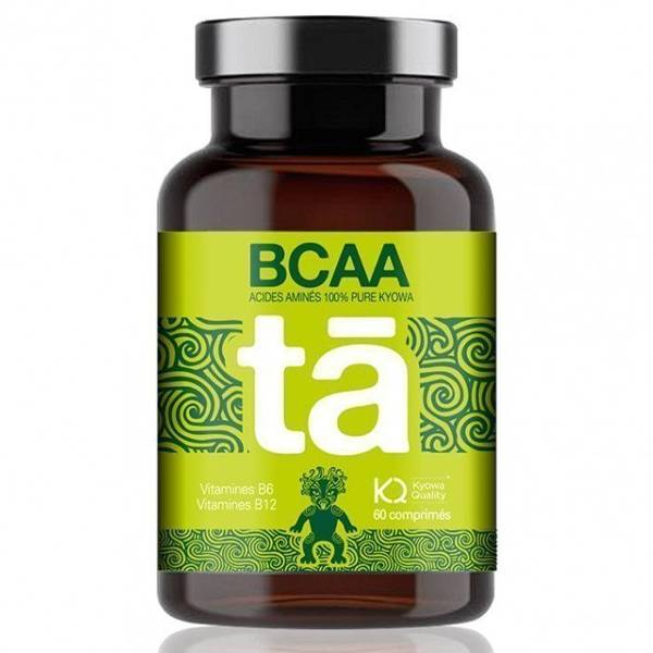 Tā Energy Récupération BCAA 60 comprimés