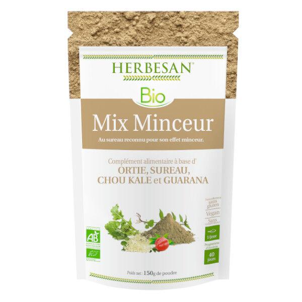 Herbesan Mix Minceur Bio poudre 150g