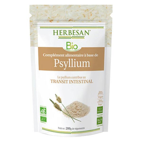 Herbesan Superfood Psyllium Bio Téguments 200g