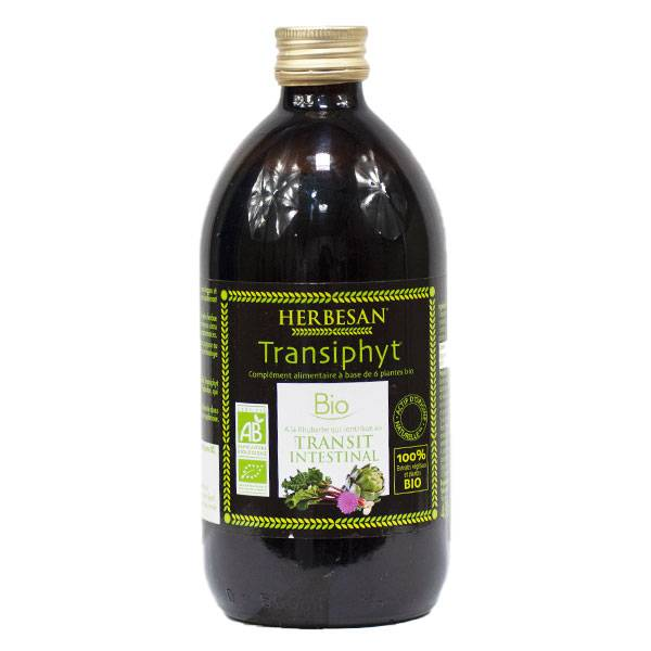 Herbesan Transiphyt Boisson Bio 480ml
