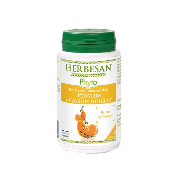Herbesan Prostate et Confort Urinaire 90 gélules