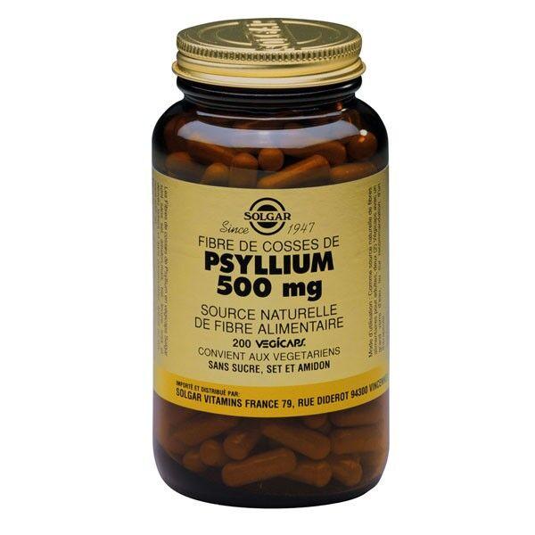 Solgar Psyllium 200 gélules végétales