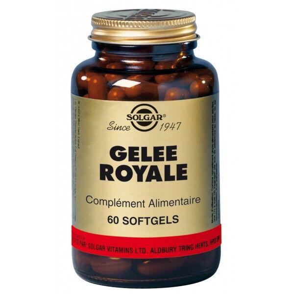 Solgar Gelée Royale - 60 softgels