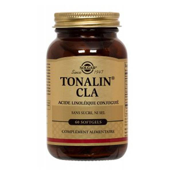 Solgar CLA Tonalin 1250mg 60 softgels