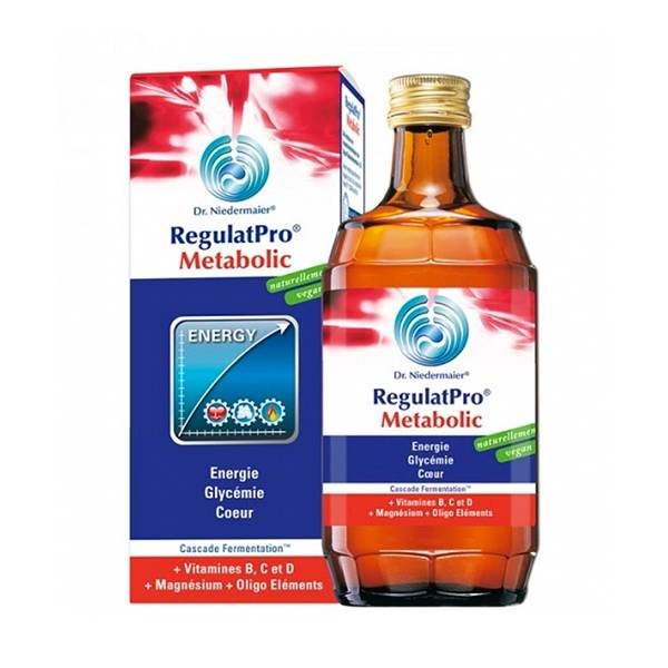 Regulat Dr Niedermaier RegulatPro Metabolic 350ml