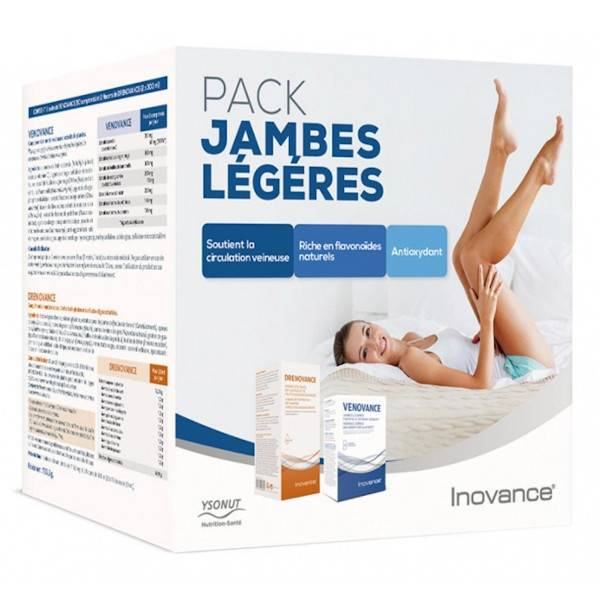 Inovance Pack Jambes Légères
