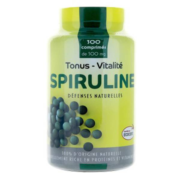 Pharm'Up Spiruline 300 comprimés