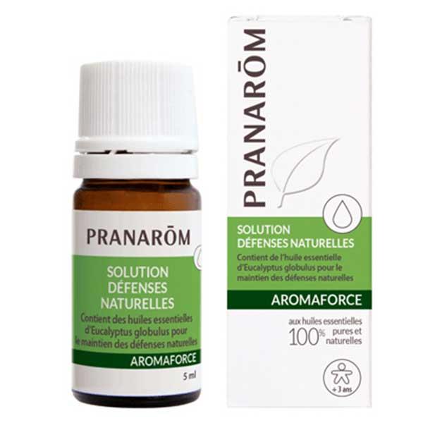 Pranarom Aromaforce Défenses Naturelles Solution Bio 5ml