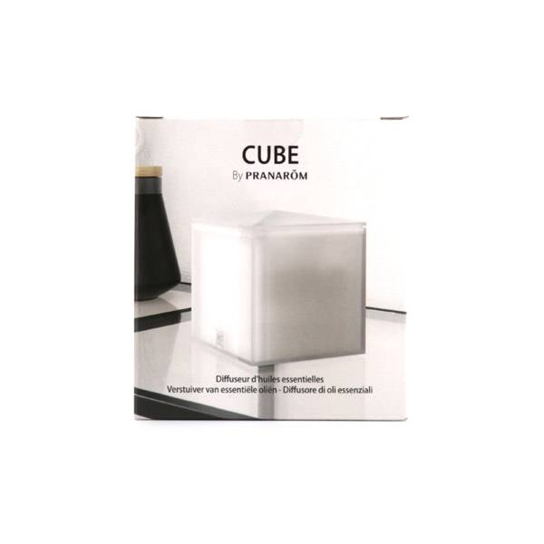 Pranarom Diffuseur Cube Gris Clair