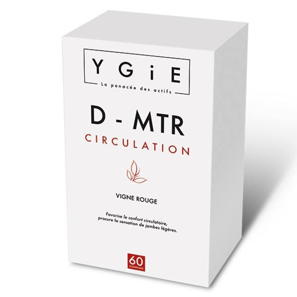 Ygie D-MTR Circulation 60 comprimés
