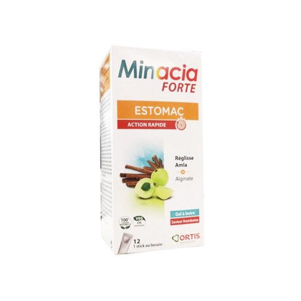 Ortis Minacia Forte Estomac Gel 12 sticks