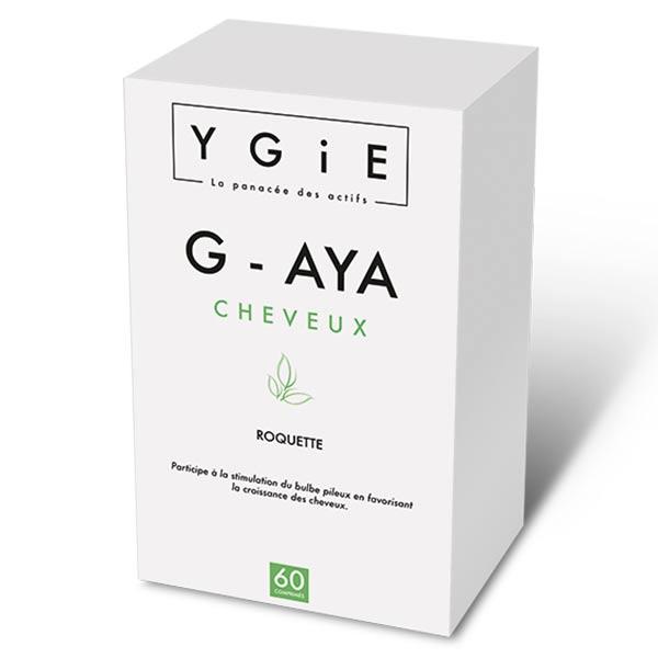 Ygie G-AYA Cheveux 60 comprimés