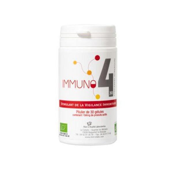 Laboratoire Mint-e Mint-e Immuno4 30 gélules