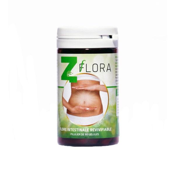 Laboratoire Mint-e Mint-e Z Flora 60 gélules