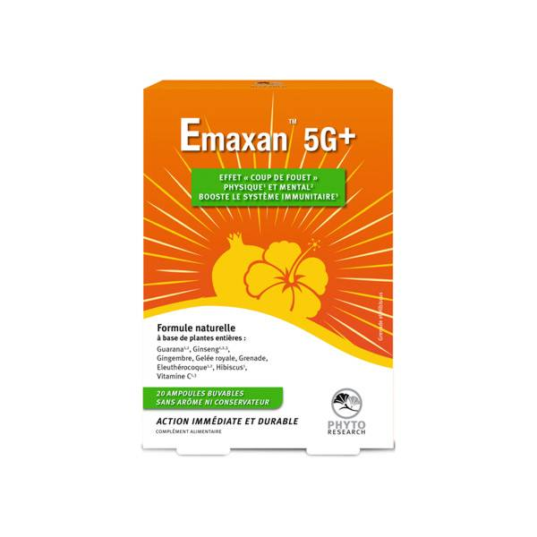 Phyto Research Emaxan 5G+ 20 ampoules