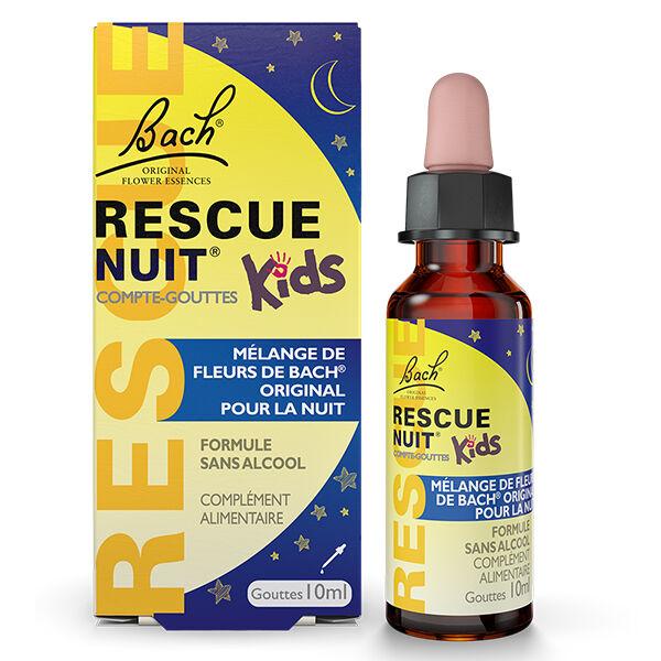 Rescue Nuit Kids Compte-Gouttes 10ml