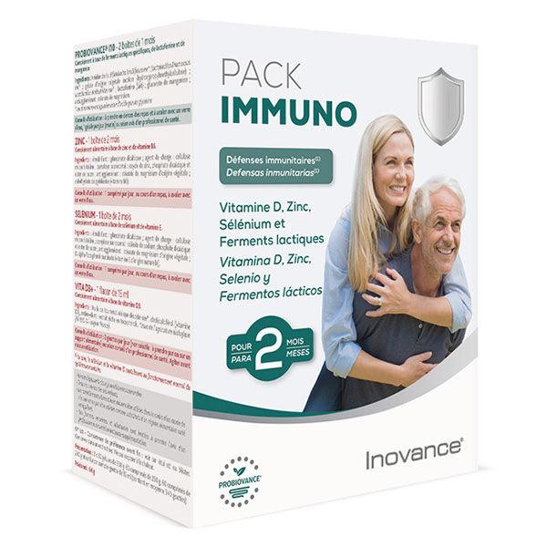 Inovance Pack Immuno Forte 2 mois