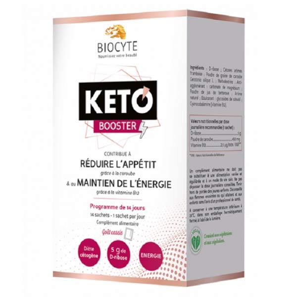 Biocyte Keto Booster 14 sachets