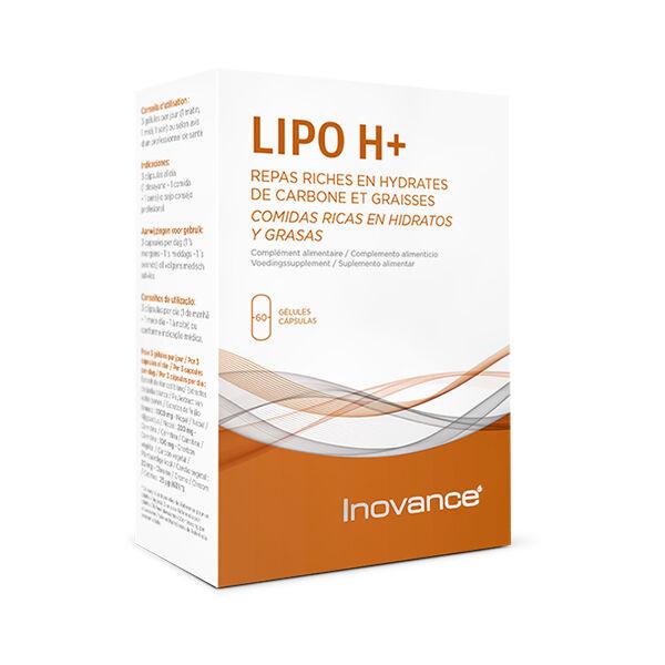 Inovance Lipo H+ 60 gélules