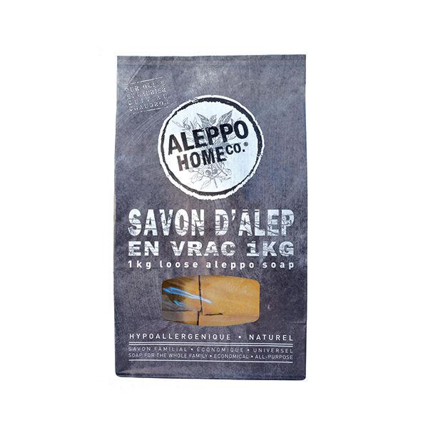 Tadé Aleppo Home Savon d'Alep Vrac 1kg