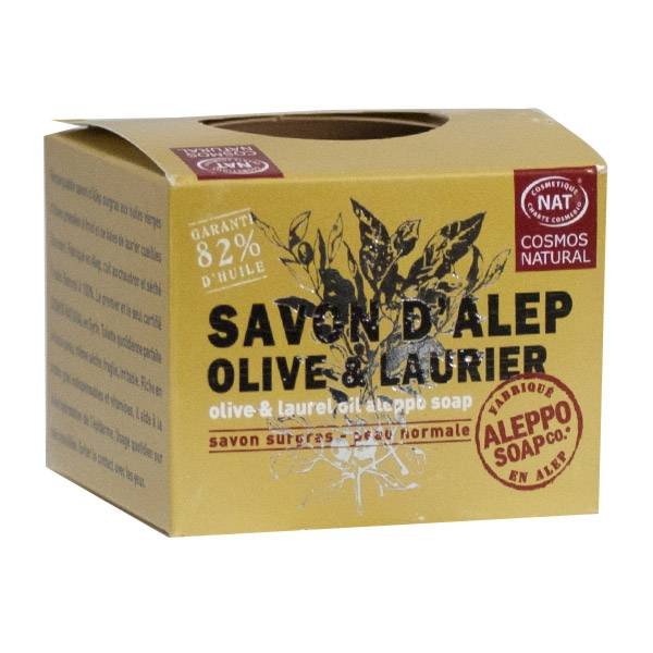 Tadé Savon Alep Olive Laurier Bio 190g