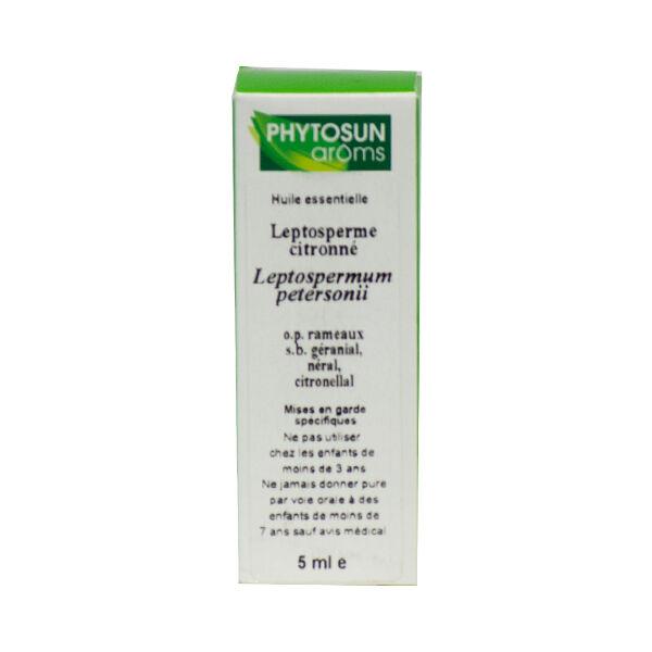 Phytosun Aroms Huile Essentielle Leptosperme Citronne 5ml