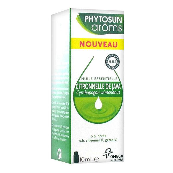Phytosun Aroms Huile Essentielle Citronelle de Java 10ml
