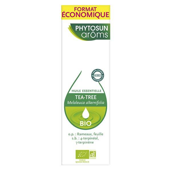 Phytosun Arôms Huile Essentielle Tea Tree Bio 30ml