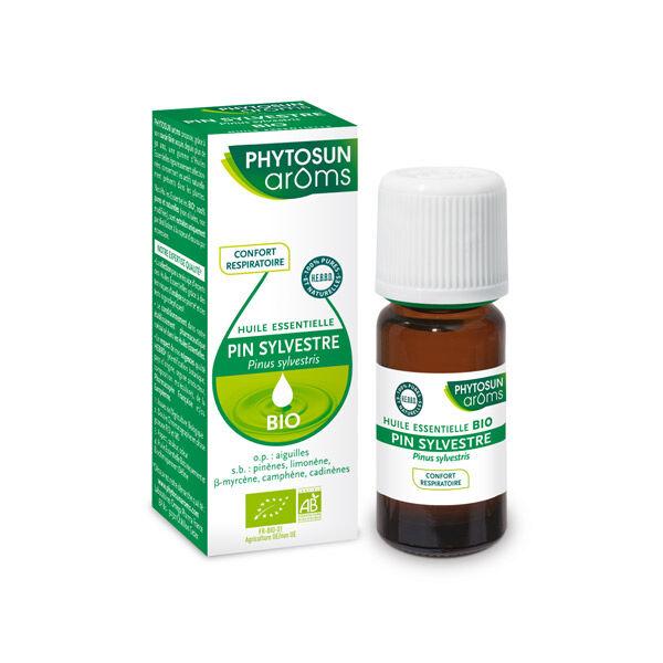 Phytosun Aroms Huile Essentielle Pin Sylvestre Bio 5ml