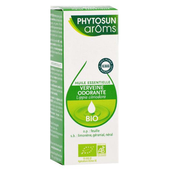 Phytosun Aroms Huile Essentielle Verveine Odorante Bio 5ml