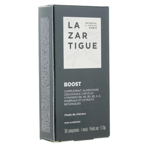Lazartigue Boost Complément Alimentaire Croissance Cheveux 30 comprimés