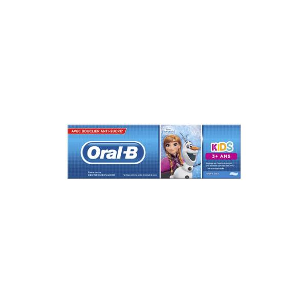 Oral-B Oral B Kids Dentifrice Reine des Neiges 75ml