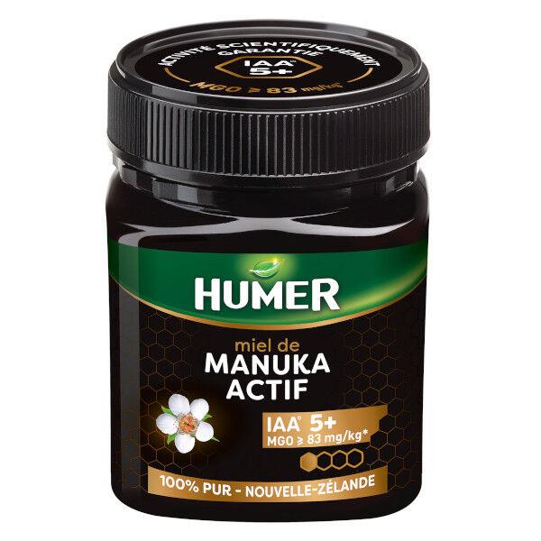 Humer Miel de Manuka Actif IAA 5+ 250g