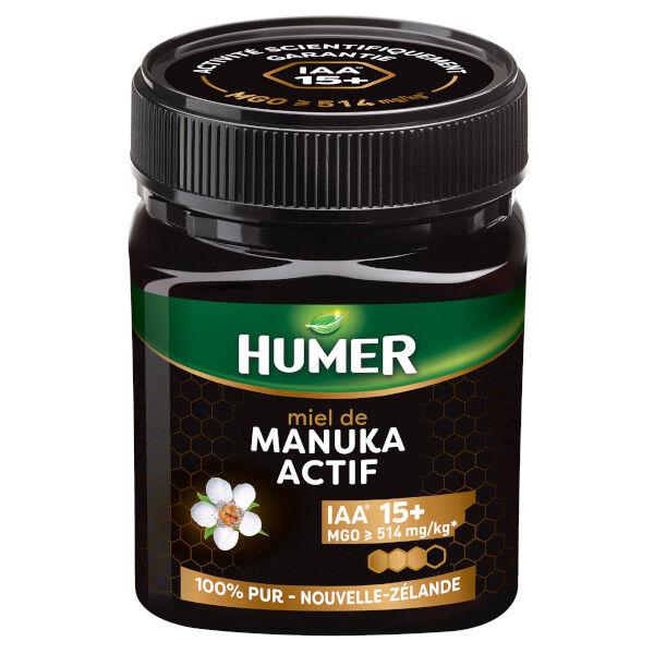 Humer Miel de Manuka Actif IAA 15+ 250g