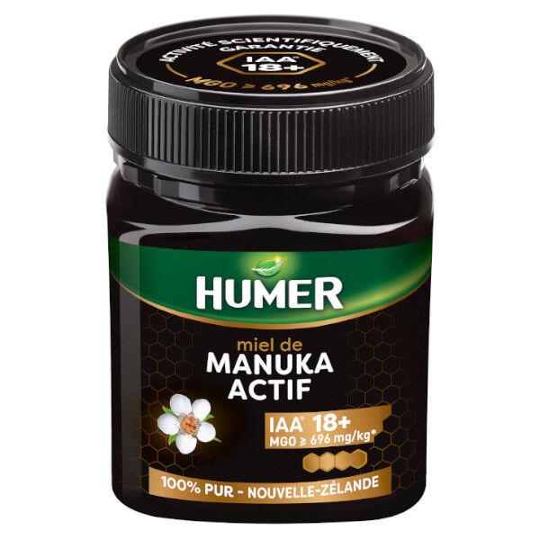 Humer Miel de Manuka Actif IAA 18+ 250g