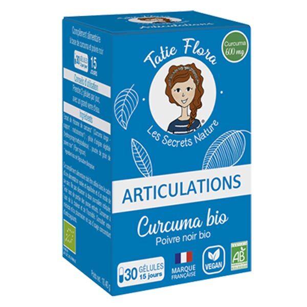 Tatie Flora Articulations Bio 30 gélules