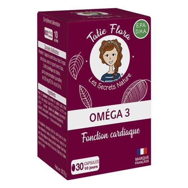 Tatie Flora Oméga 3 30 capsules